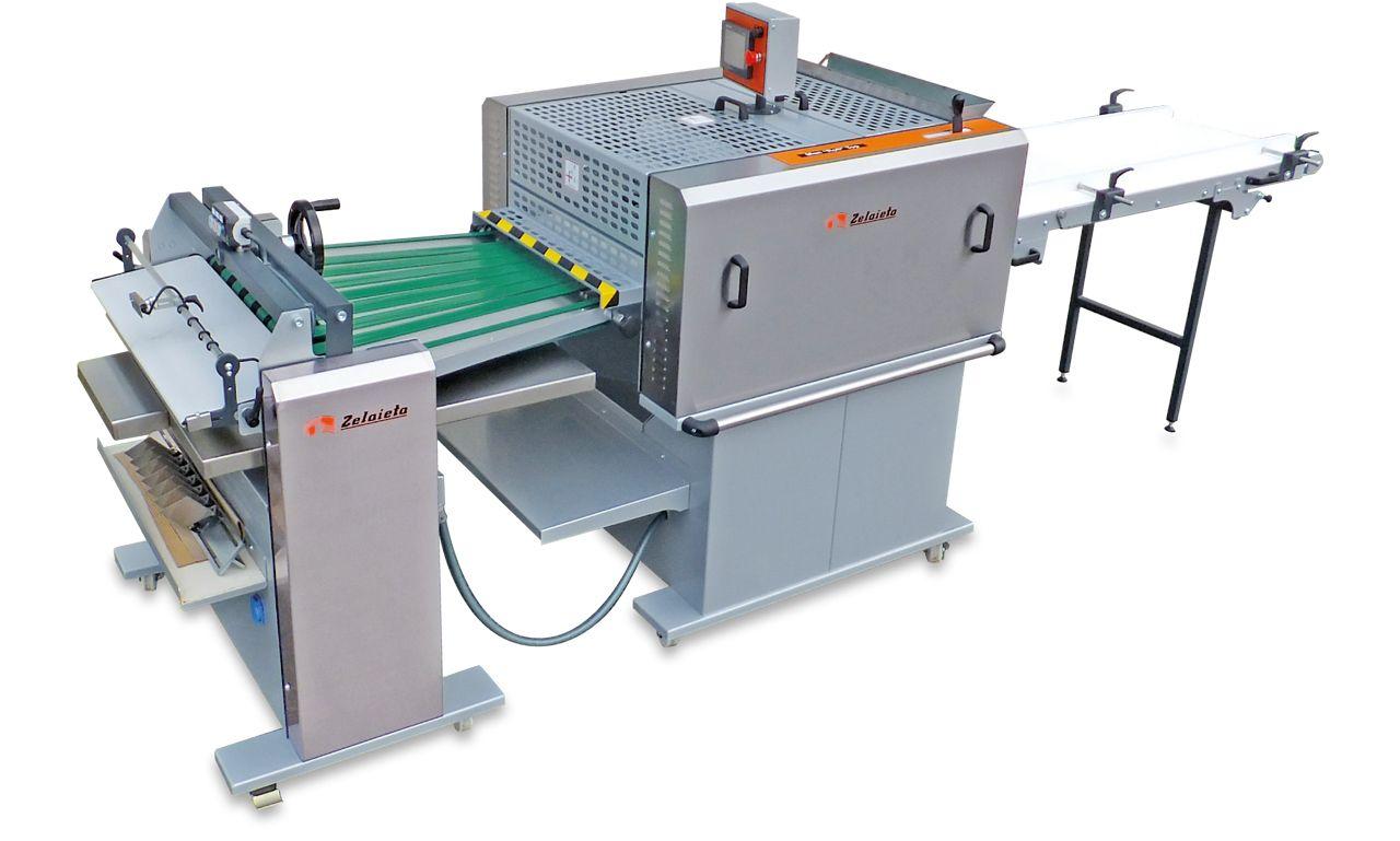 Maquina Divisora masas fermentadas TXA-ROLL-TOP 800