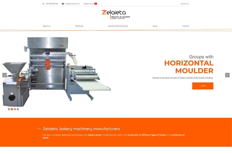 zelaieta.com new website